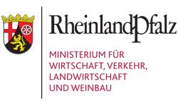Logo des Ministeriums für Wirtschaft, Verkehr, Landwirtschaft und Weinbau